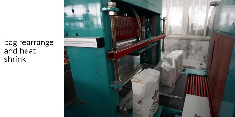 paper bag flour packing machine