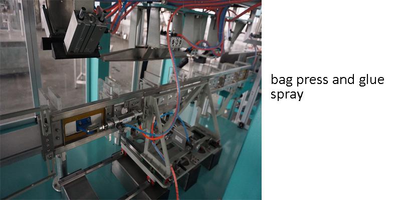 paper bag sugar packing machine